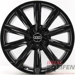 4 Audi RS5 8T B8 19 Zoll Alufelgen 8x19 ET26 Original Audi Sline Felgen SG