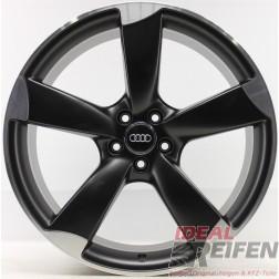 4 Original Audi A7 S7 RS7 21 Zoll Rotor Alufelgen 4H0601025AT BA 9x21 ET35 SM