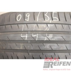 Continental Sport Contact 3 255/35 ZR19 96Y 255 35 19 DOT09 3,5mm Sommerreifen