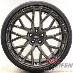 Original Audi R8 Plus 4S 20 Zoll Alufelgen Sommerräder 4S0601025 8,5x20 11x20