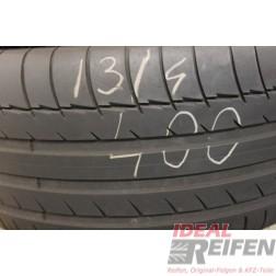 2 Michelin Latitude Sport AO 255/45 R20 101W DOT13 3,5-4,0mm Sommerreifen SZ