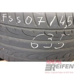 2 Dunlop Sport Maxx MFS 295/35 R21 107Y 295 35 21 DOT2007 4-4,5mm Sommerreifen