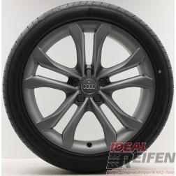 4 Original Audi A7 4G8 4GA Titan Sommerräder 4G8601025F 8,5x19 ET32 Reifen neu