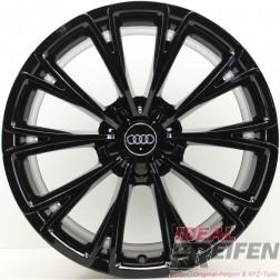 4 Audi A5 S5 8T B8 19 Zoll Sline Alufelgen 9x19 ET33 Original Audi OE SG