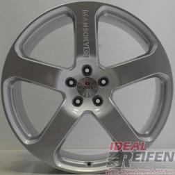 4 Original Mansory C5 Alufelgen 11x23 ET50 5x130LK VW Audi Porsche 23 Zoll NEU