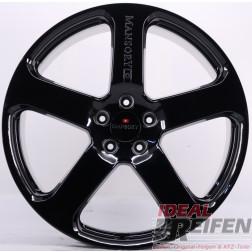 23 Zoll Porsche Cayenne 23 Zoll Mansory Alufelgen 11x23 ET50 Titan glänzend NEU