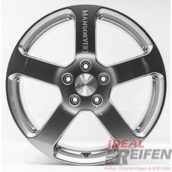 23 Zoll Porsche Cayenne 23 Zoll Mansory Alufelgen 11x23 ET50 Black Chrom NEU