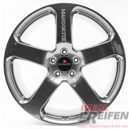 20 Zoll Porsche 911 S Alufelgen VA: 8,5 + HA: 11 x20 Original Mansory TG NEU
