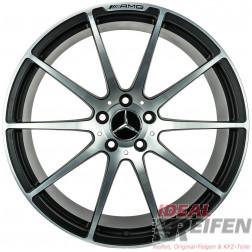Original Mercedes SLS 197 AMG VA:9,5x19ET60 A1974011102 HA:11x20ET68 A1974011002