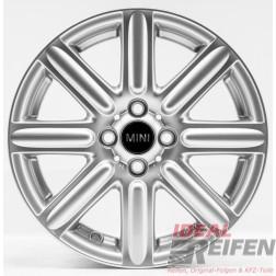 4 Original MINI R56 2005-2010 16 Zoll Felgen 6791941 Spoke 6,5x16 ET48 32891