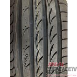 4 SYRON RACE1X 225/45ZR17 94 W XL - E, C, 2, 71dB SOMMERREIFEN WIE NEU DOT 1114