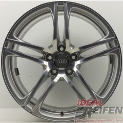 1 Original Audi R8 V8 Alufelge Hinterachse 420601025E 10,5x19 ET55 Felge EF1254