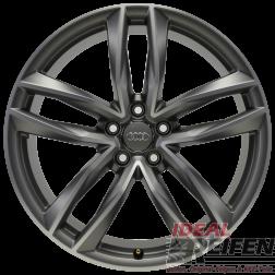 Original Audi RS6 C7 4G 21 Zoll 4G0601025CE 4G0601025CG 4G0601025CF titan polish