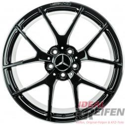 Original Mercedes Benz C-Klasse C63 AMG Edition 507 8x19 ET45 9x19 ET54 SG-R
