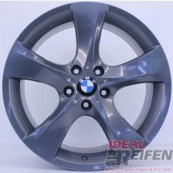 Original BMW 19 Zoll 3er E90 E91 E92 E93 Facelift Alufelgen Styling 311 Titan glänzend NEU