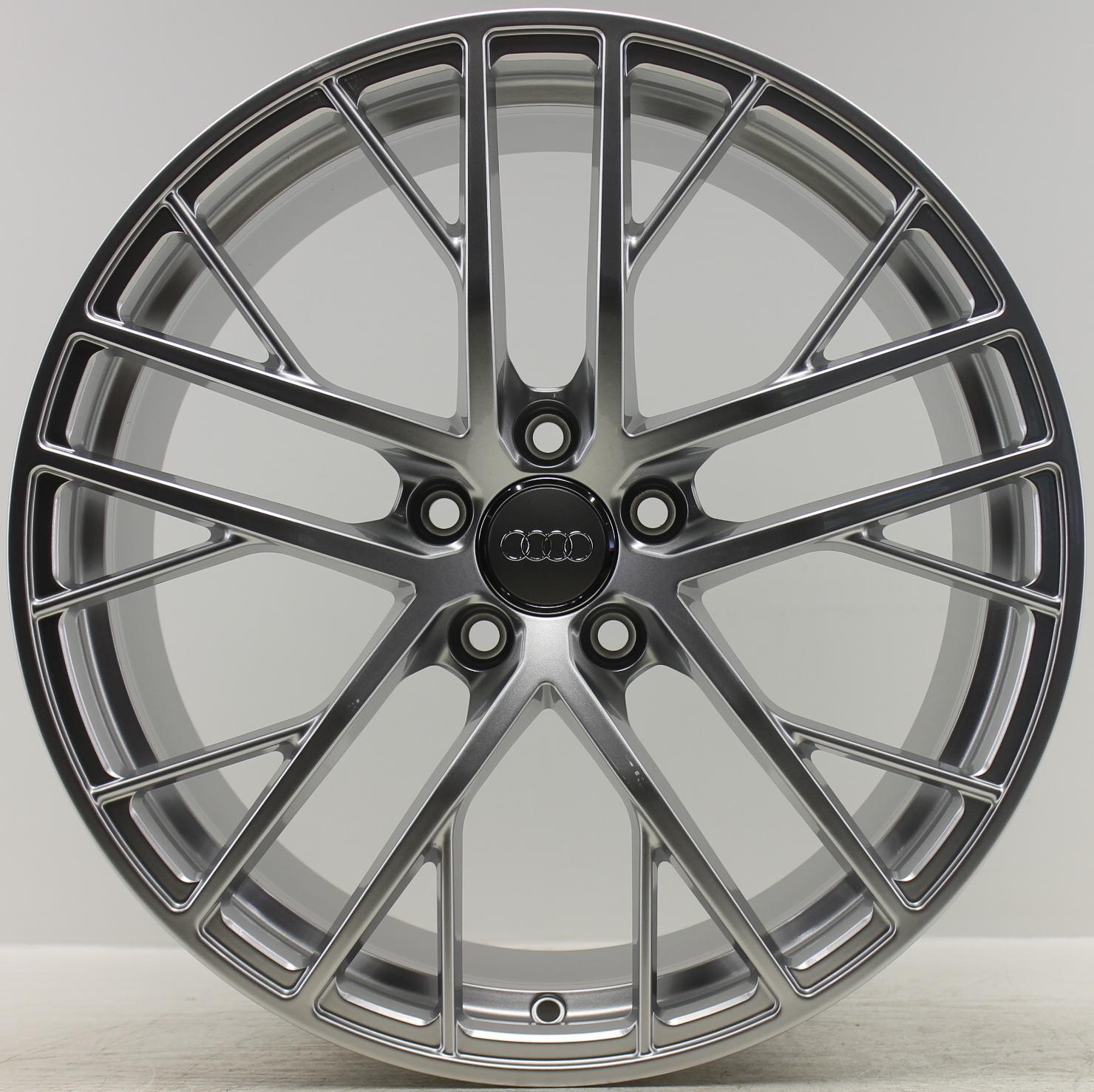4 Original Audi R8 V8 V10 GT ALLOY WHEELS 420601025ck